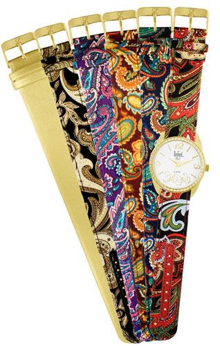45f1f00bb35 Relógio analógico Feminino troca as pulseiras coleção Bali
