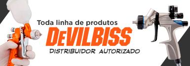 Banner - Toda linha de produtos DeVilbiss