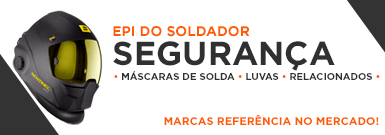 Banner - Categoria EPIs - Mascaras Luvas e Mais