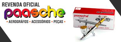 Banner - Linha de produtos Paasche