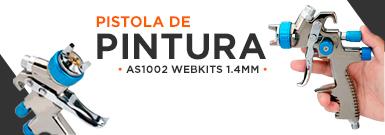 Banner - Pistola de Pintura AS1002 WebKits