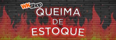 Banner - QUEIMA DE ESTOQUE WKSHOP